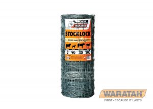 The hinged joint is suited for long strains and will permanently but flexibly secure the picket wires to the line wires allowing erection over rolling landscape and through gullies. Features 2.80mm high tensile top and bottom line wires for added strength, creating less need for selvedge wires, saving time and money. Advanced hinged joint construction acts as a suspension system, flexing with stock pressures and then rebounding back into shape. Designed to resist higher stock pressures and can cover most grazier requirements, from secure boundary fencing to sub-divisions into cell paddocks or laneway systems.