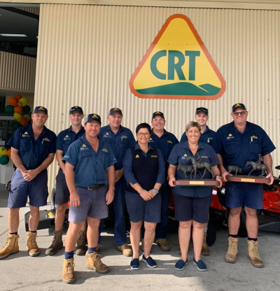 NSW and National CRT Business Partner of the Year 2019