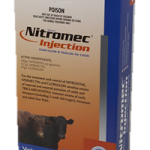 WHAT IS NITROMEC® INJECTION? Outstanding control of liver fluke, including the damaging 2-week old early immature stage Controls triclabendazole resistant strains of liver fluke Synergised combination of nitroxynil and clorsulon Worlds first triple combination injection for cattle Contains ivermectin for broad spectrum control of internal and external parasites Easy to use subcutaneous injection