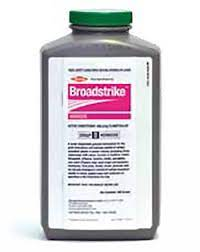 Broadstrike is a broadleaf herbicide for early post-emergence control of a wide range of weeds in winter cereals, chickpeas, and other crops.