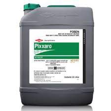 Pixxaro Arylex active is a new herbicide for the control of broadleaf weeds in wheat, barley, oats and triticale as well as knockdown control of broadleaf weeds, when mixed with glyphosate, in fallow situations.