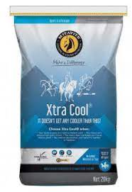 Mitavite® Xtra-Cool® is the ideal choice for horses and ponies in light to medium work and for those that can't tolerate, or don't require high energy feeds. The uniquely 'x' shaped Xtra-Cool® contains a balanced formulation of vitamins, minerals, electrolytes, oils and extra Magnesium so you can be sure you are providing your horse or pony with the best in nutritional support without that heating effect.